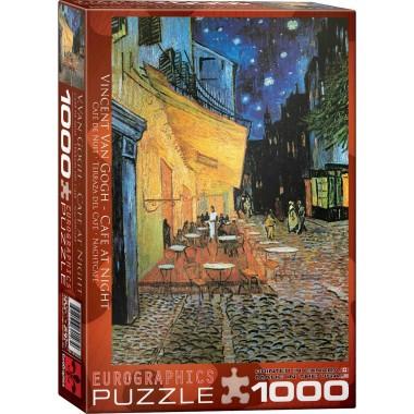 Eurographics 1000 - Cafeteria at night, Vincent van Gogh