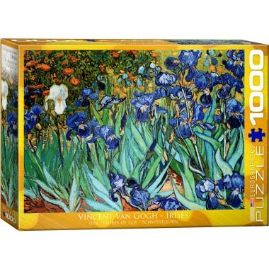 Eurographics 1000 - Irisi, Vincent van Gogh