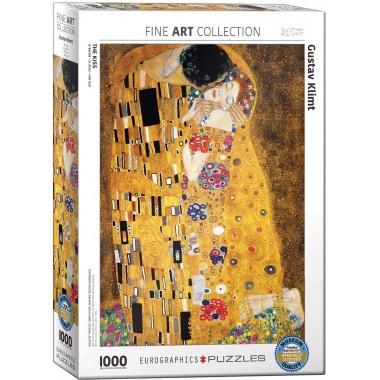 Eurographics 1000 - The Kiss, Gustav Klimt