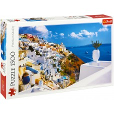 Trefl 1500 - Santorini, Greece