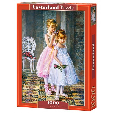 Castorland  1000  - And again