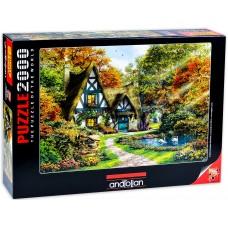 Puzzle Anatolian 2000 - Autumn idyll, Dominic Davidson