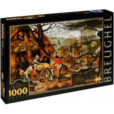 D-Toys 1000 - Autumn, Pieter Breogel Young