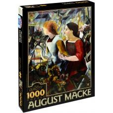 D-Toys 1000 - Two Girls, August Macke