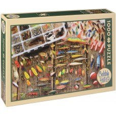 Cobble Hill 1000 - Fishing tackle
