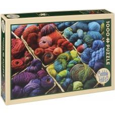 Cobble Hill 1000 - Sea of yarn