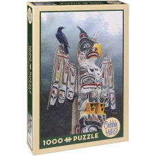 Cobble Hill 1000 - Totem in the Fog, Terry Isaac