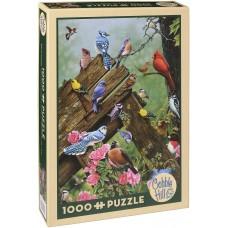 Cobble Hill 1000 - Forest Birds, Jerry Gaidumus