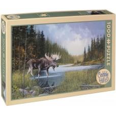 Cobble Hill 1000 - The Lion Lake, Douglas Laird