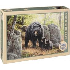 Cobble Hill 1000 parts - Mama bear, Rosemary Milet