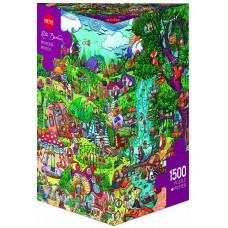 Heye 1500 - Fairy Forest, Rita Berman