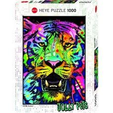 Heye 1000 - Wild Tiger, Dean Rousseau