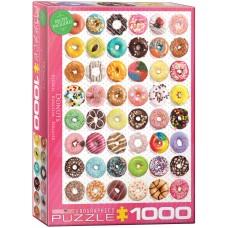 Eurographics 1000 - Donuts
