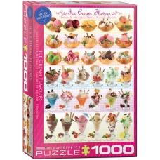 Eurographics 1000 - Ice cream