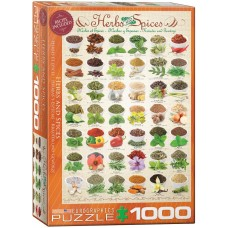 Eurographics 1000 - Herbs and spices