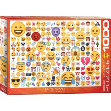 Eurographics 1000 - Emoji, what are your moods?