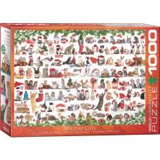 Eurographics 1000 - Christmas Kittens
