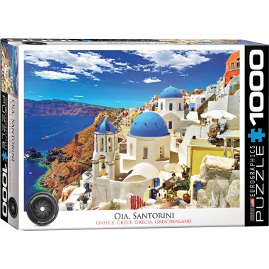 Eurographics 1000 - Santorini, Greece