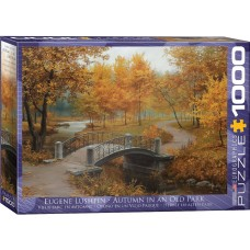 Eurographics 1000 - Autumn in Old Park, Evgeni Lushpin