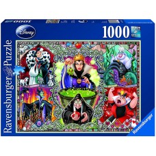 Ravensburger 1000 - The Disloys of Disney