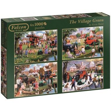 Jumbo Falcon 4 х 1000 - The village, Kevin Walsh