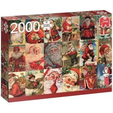 Jumbo 2000 - Vintage Santa Claus