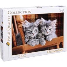 Clementoni 500 - Kittens