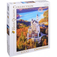 Clementoni  1000  - Neuschwanstein Castle, Germany