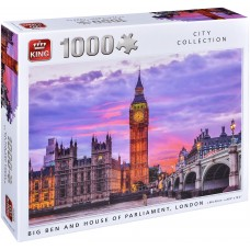King 1000 - Big Ben and Parliament, London