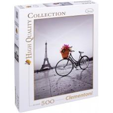Clementoni 500 - Romantic walk in Paris