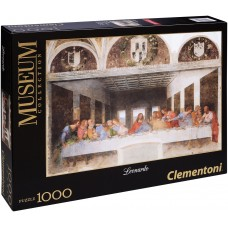 Clementoni  1000  -  The Last Supper, Leonardo da Vinci