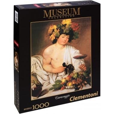 Clementoni  1000  - Bacchus, Michelangelo da Caravaggio