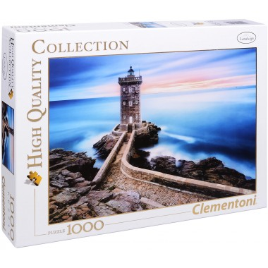 Clementoni  1000  -  Lighthouse