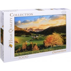 Clementoni 3000 - The Alps