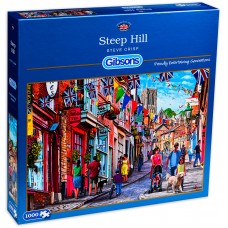Gibsons 1000 - Steep Hill, Steve Crisp