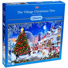 Gibsons 1000 - Christmas Tree in the Village, Steve Crisp