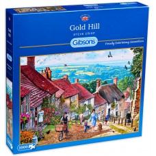 Gibsons 1000 - The Golden Hill, Steve Crisppe