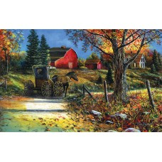 SunsOut 1000 - Country Road, Jim Hensel
