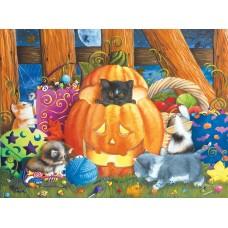 SunsOut 1000 - Surprise for Halloween, Ashley Davis