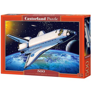 Castorland 500 - Space Research