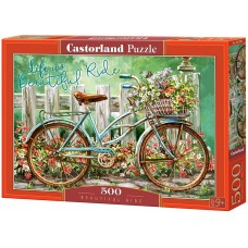 Castorland 500 - Beautiful Journey