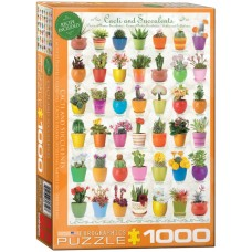Eurographics  1000  - Cacti and succulents