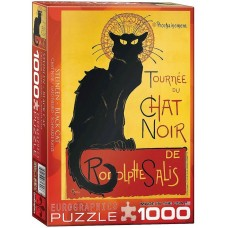 Eurographics  1000  - Black Cat, Theophilus Alexander Stainlin