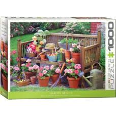 Eurographics  1000  - Garden bench