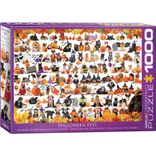 Eurographics  1000 - Halloween cats and dogs