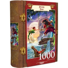 Master Pieces  1000 - Peter Pan, Steve Crisp