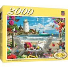 Master Pieces 2000 - Escape along the shore, Alan Jana