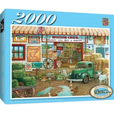 Master Pieces 2000 - Rural Shop, Janet Kruskempe