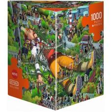 Heye 1000  - Gulliver, Julie Yosterley