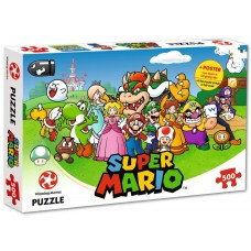500  - Super Mario Mario & Friends